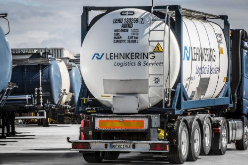 LEHNKERING Chemical Transport GmbH expands specialist tank container fleet